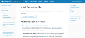 docker-install
